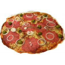 Pizza Sardellen
