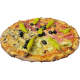 Pizza Vierjahreszeiten
